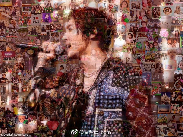 (Henecia JP] cover birthday photo collection (3]